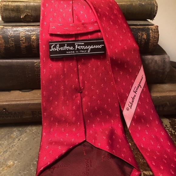 Salvatore Ferragamo Other - FERRAGAMO Silk Tie